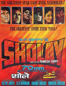 40yearsSholay
