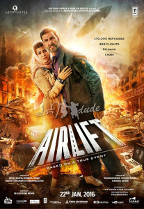 Movie Review of Airlift