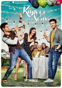 Official Trailer of Kapoor & Sons