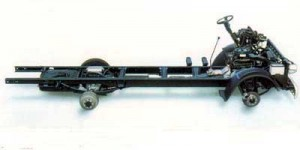 full forward control chassis
