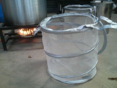Boilie Basket Large nylon