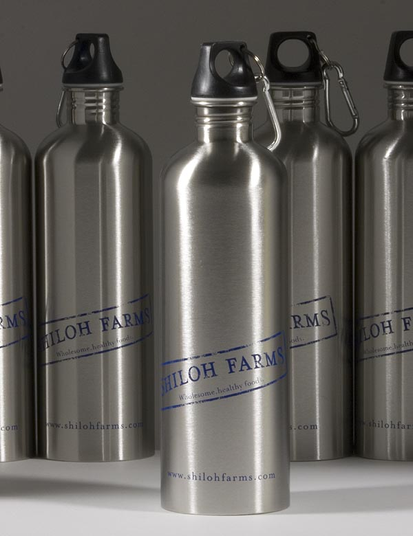 Shiloh Farms Water Bottle