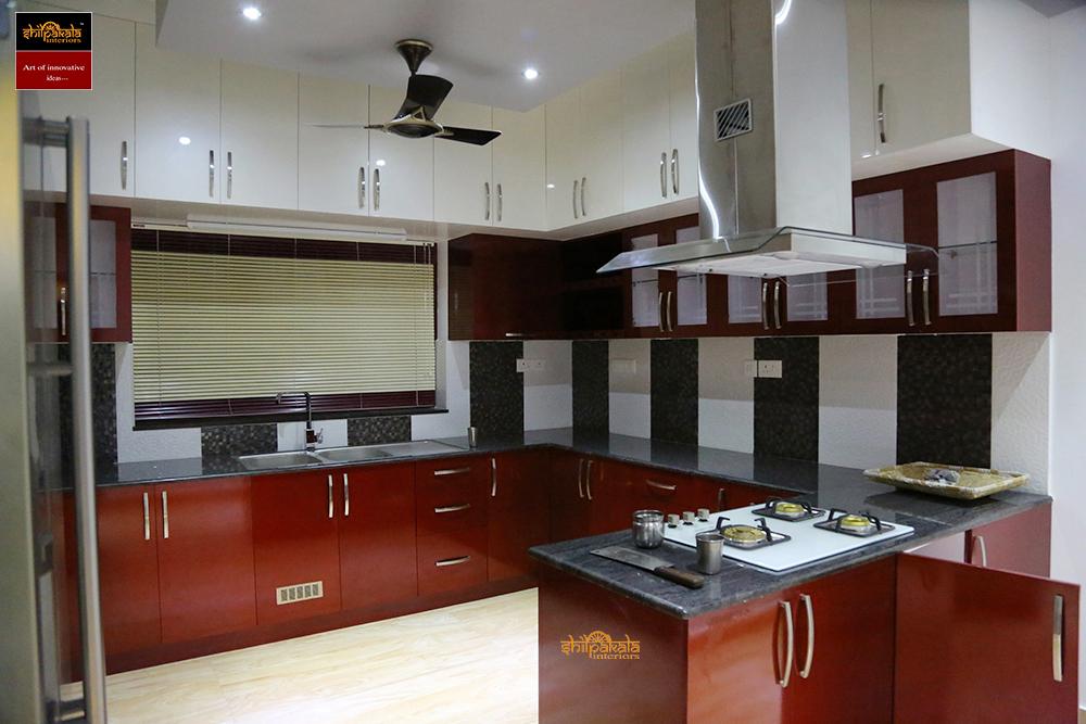 Shilpakala Interiors Kitchen Interiors Images Gallery