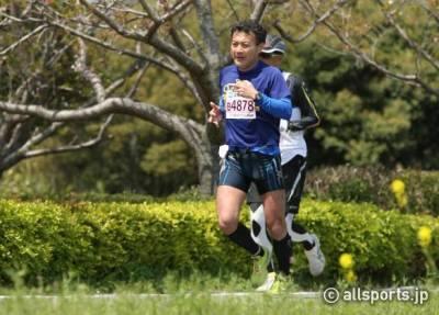 自主目標はフルマラソンを1年に1回走ること
