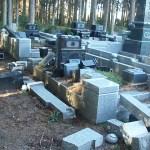 鳥取地震 お墓を確認するのはちょっと待って!