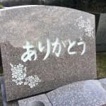 今日は西へ東へ。小さき人から教わった。お墓は家族の絆だね。