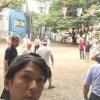 地元の盆踊り大会の運営をしてきました!