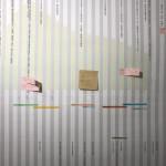 「清水沢小学校を記憶する調査室」展、開催中です。