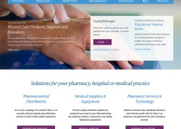 McKesson.com Homepage