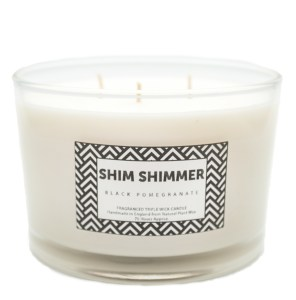 Shim Shimmer Scented Candles