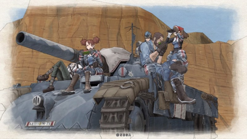Valkyria Chronicles: Edelweiss