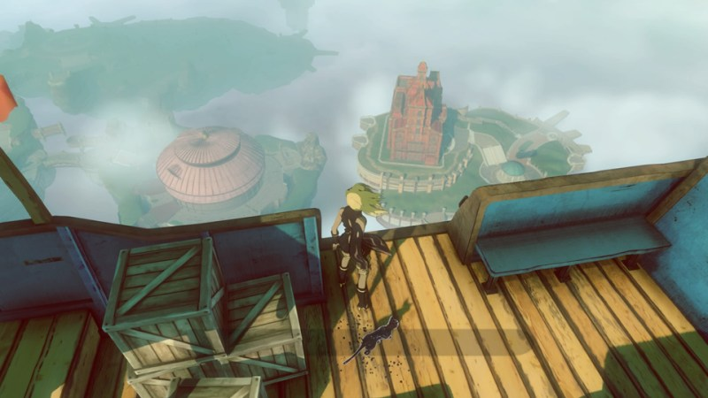 Gravity Rush 2 review on PS4