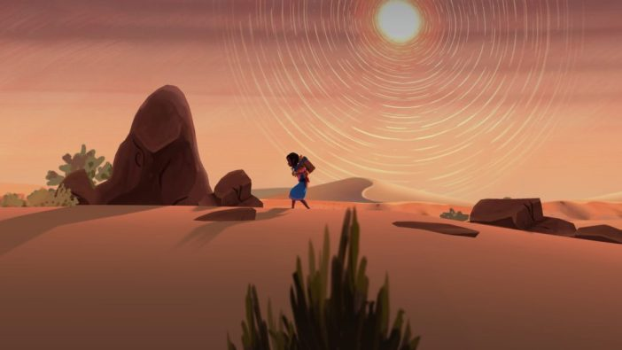 Best Games of 2017: Ayo: A Rain Tale