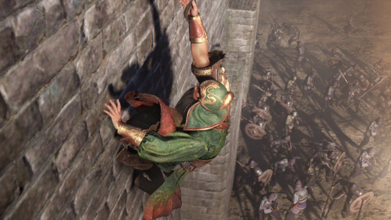 Dynasty Warriors 9 review screenshot
