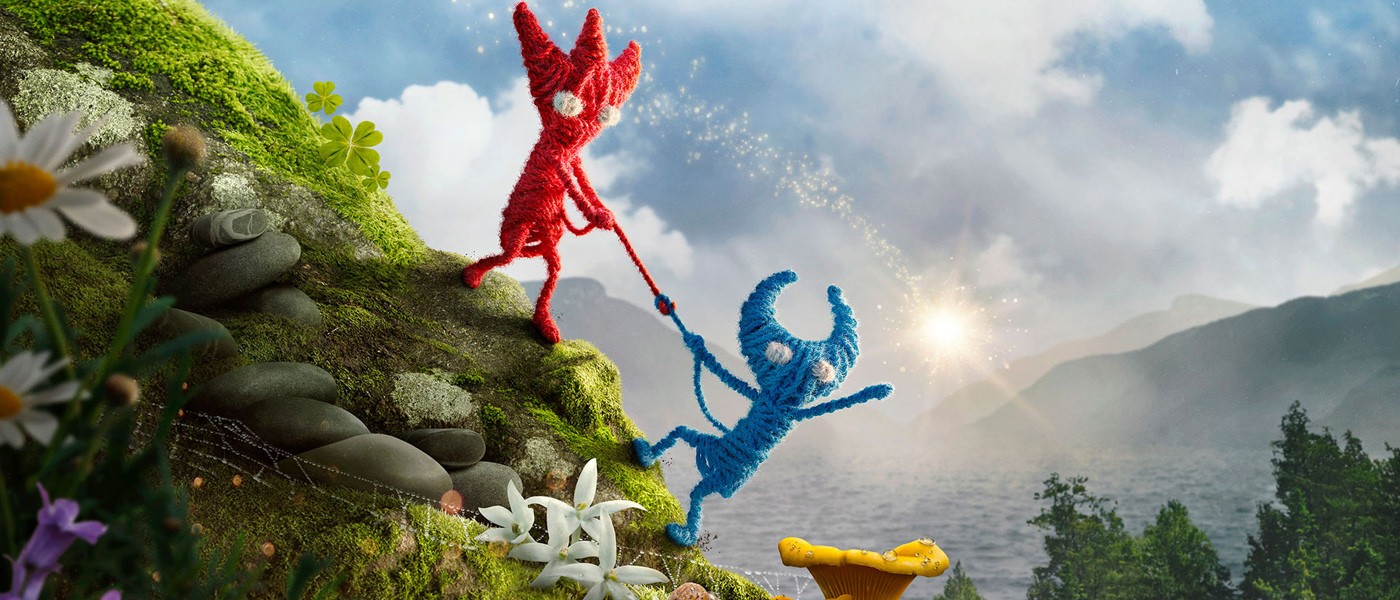 Unravel Two review (PS4): Hearts Intertwined