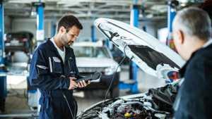 auto factory maintenance