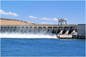 advantages of hydroelectric energy