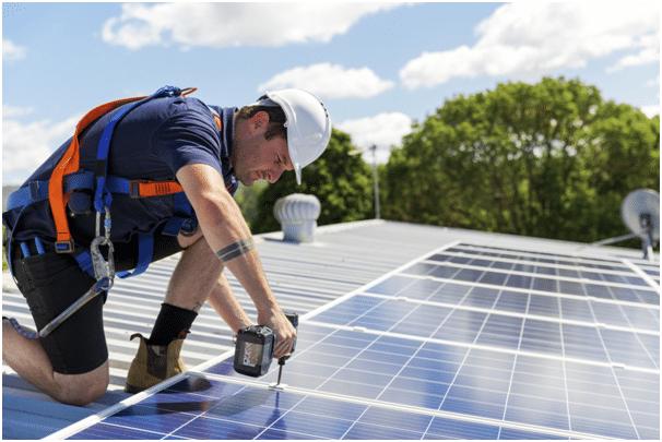 picking solar installation companies