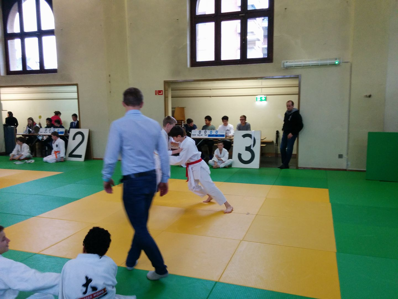 Simon Schnell Wettkampf