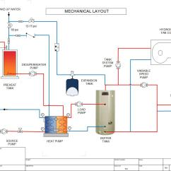 Wiring Diagram Heating Systems 2 Way Light Switch Australia Radiant Water Diagrams Free