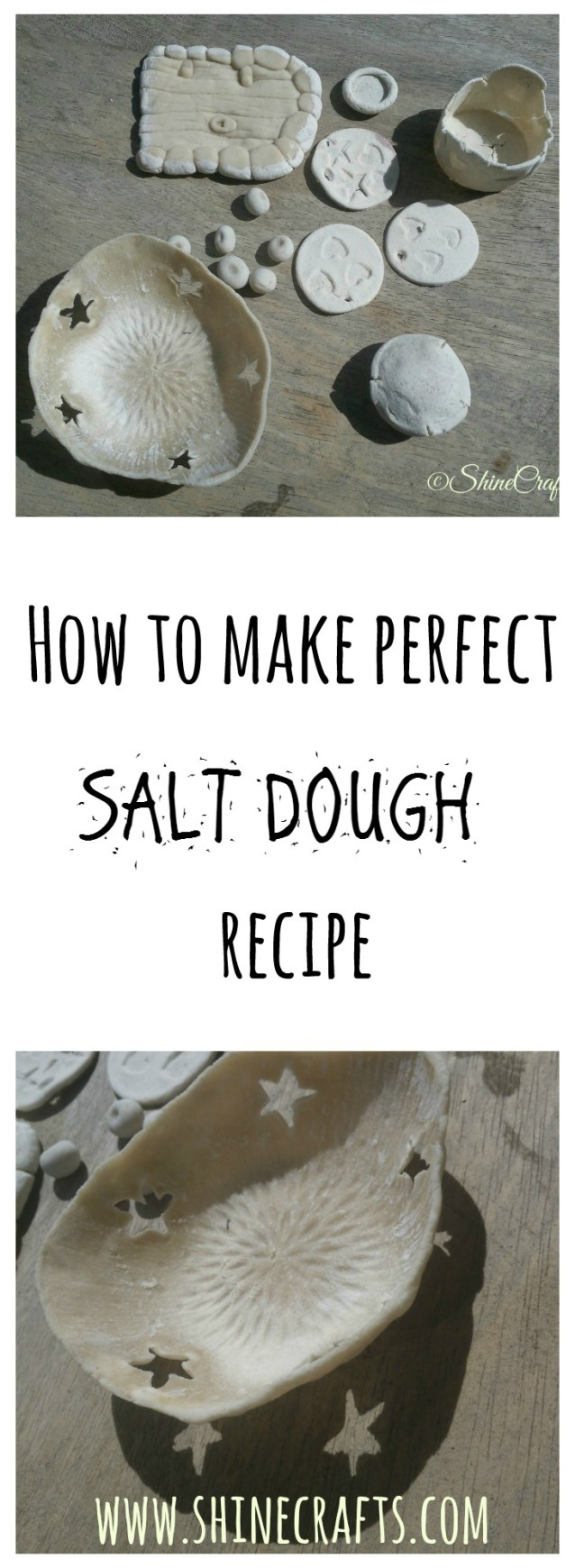 Learn how to make the perfect Salt Dough Recipe