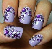 luxury nails beautiful acrylic