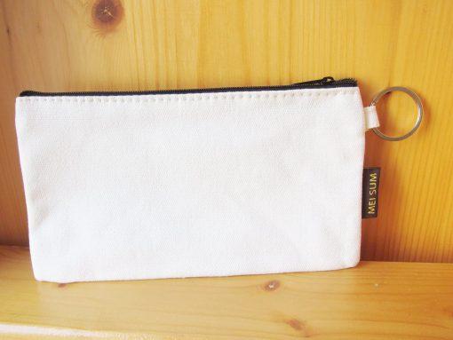 canvas bag cosmetic bag pencil