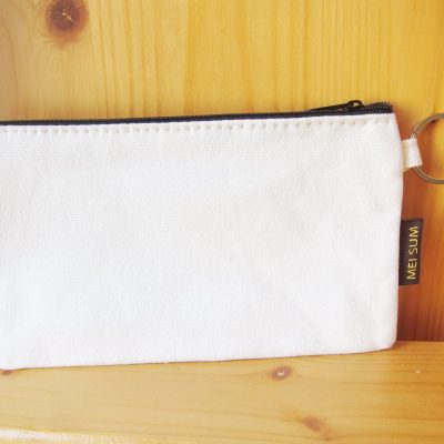 canvas bag cosmetic bag pencil
