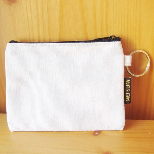 canvas bag wallet