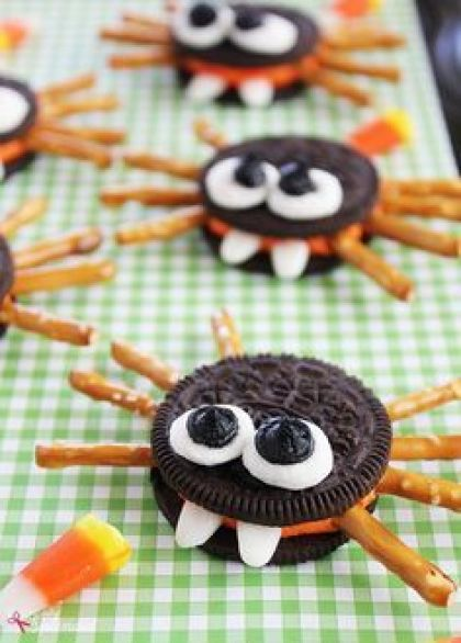 halloween party food snack