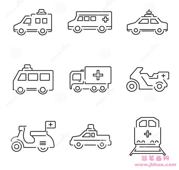 Draw small cars – kids party activity