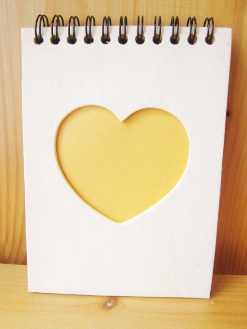 diy wood journal