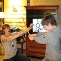 Lucas & Nicholas Till Duel