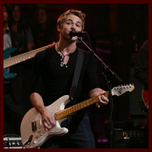 """Hunter Hayes Performs """"Storm Warning"""" on Late Night with Jimmy Fallon"""