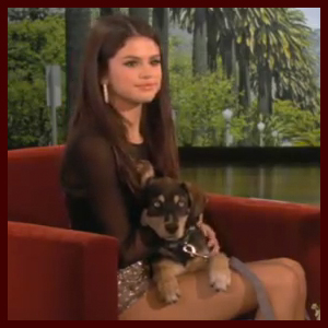 Selena Gomez Baylor Ellen
