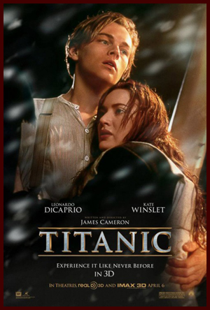 'Titanic 3D' Trailer and Poster Hit the Web (Video)