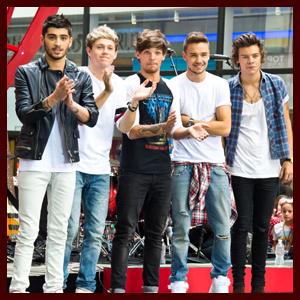 One Direction Performs on The TODAY Show – Watch Now!