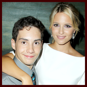 Dianna Agron Premieres 'The Family' in NYC