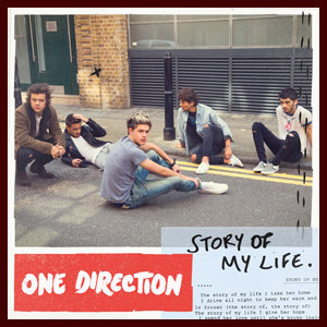 """One Direction Announces New Single """"Story of My Life"""" & Share Adorable Baby Photos"""