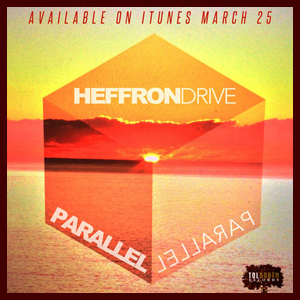 """Kendall Schmidt to Release New Heffron Drive Single """"Parallel"""" on March 25"""