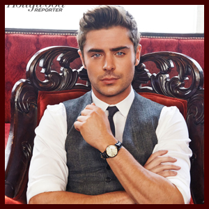 Zac Efron Covers THR & Opens Up About Addiction, Growing Up & Success