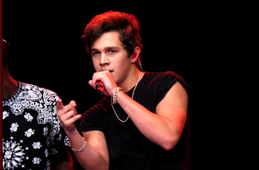 Exclusive: Austin Mahone, The Vamps, Fifth Harmony & Shawn Mendes Take Over Nokia Theatre LA Live