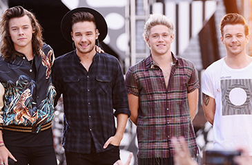 """One Direction Perform """"Drag Me Down"""" & Talk New Music, Fatherhood & More on Good Morning America"""