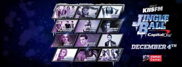 One Direction & Selena Gomez to Perform at KIIS FM's Jingle Ball