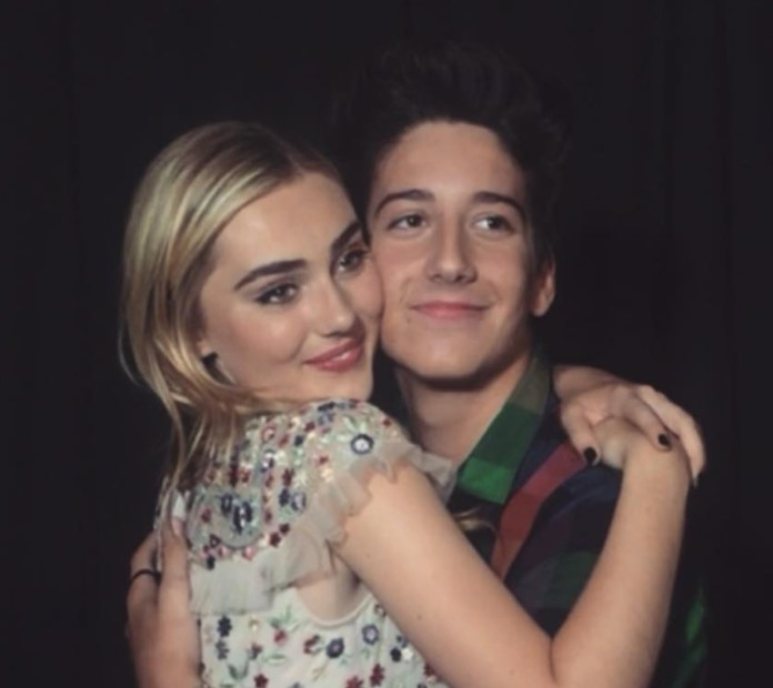 """Meg Donnelly Gushes Over Milo Manheim on """"Dancing With The Stars"""" But Would She Ever Do the Show?"""