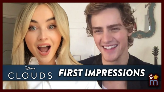 Fin Argus & Sabrina Carpenter Reveal Their First Impressions of Each Other & The Impact of Making 'Clouds'