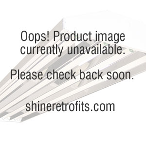 hight resolution of howard lighting hfa3e654apsmv000000i hfa3 series 6 lamp t5ho linear fluorescent high bay lighting fixture