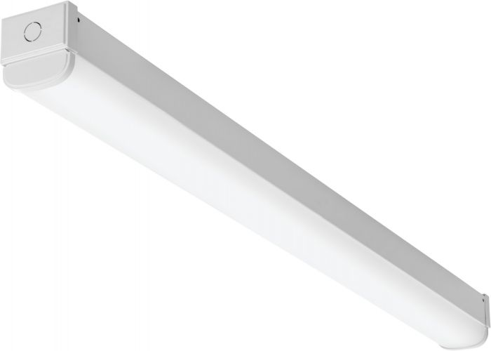 lithonia lighting clx series led 48 inch 4 foot strip light fixture dimmable