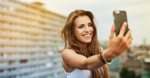 selfie perfetto