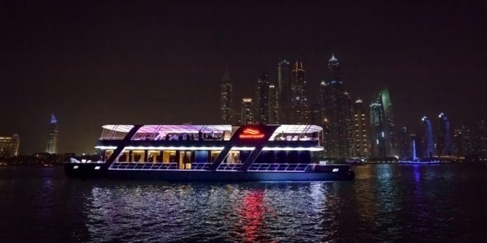 Xclusive Dinner Cruise dubai